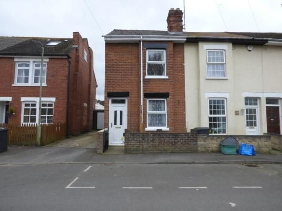 Thumbnail End terrace house for sale in Hemmingsdale, Hempsted, Gloucester, Gloucestershire