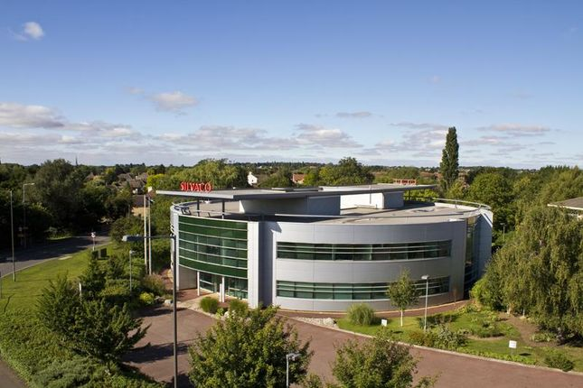 Thumbnail Office to let in Silvaco Technology Centre, Compass Point Business Park, 5 Stocks Bridge Way, St. Ives, Cambridgeshire