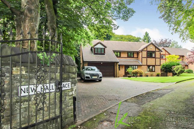 Thumbnail Detached house for sale in New Hall Place, New Hall Lane