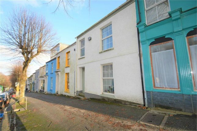 Thumbnail Terraced house for sale in Killigrew Street, Falmouth