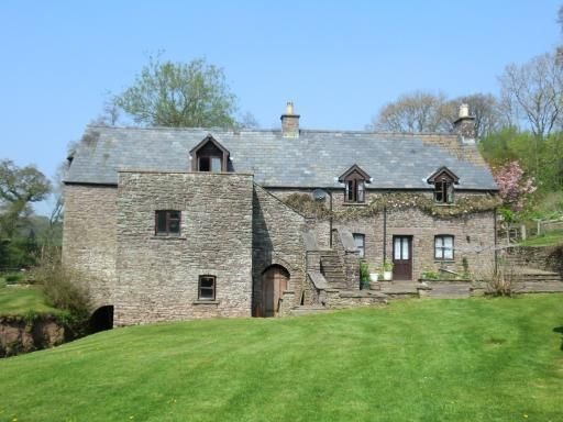 Thumbnail Detached house for sale in Llanhamlach, Nr Brecon