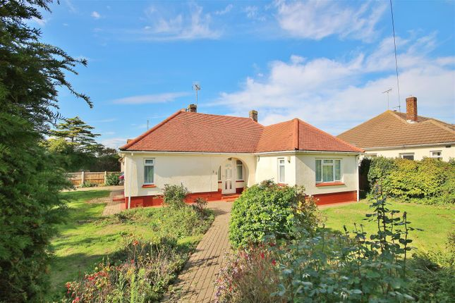Thumbnail Detached bungalow for sale in Upper Third Avenue, Frinton-On-Sea
