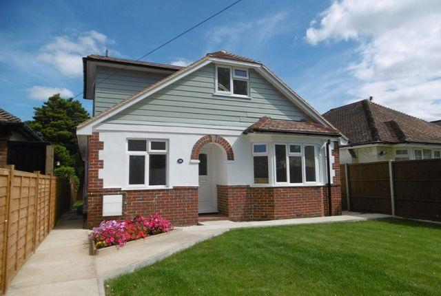 Thumbnail Detached house for sale in Roundle Avenue, Felpham, Bognor Regis, West Sussex