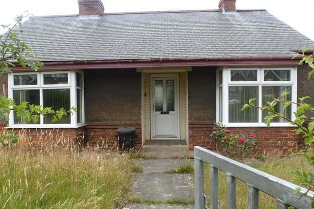 Thumbnail Detached bungalow for sale in High Street, Dunsville, Doncaster