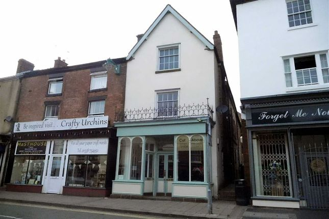 Thumbnail Retail premises to let in High Street, Cheadle, Stoke-On-Trent