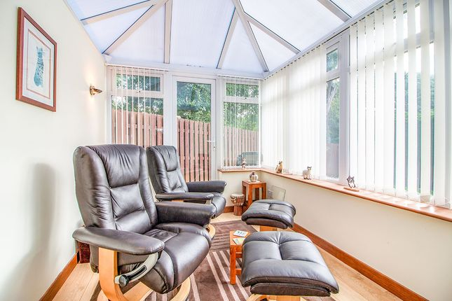 Conservatory of Strathaird Place, Dundee, Angus DD2