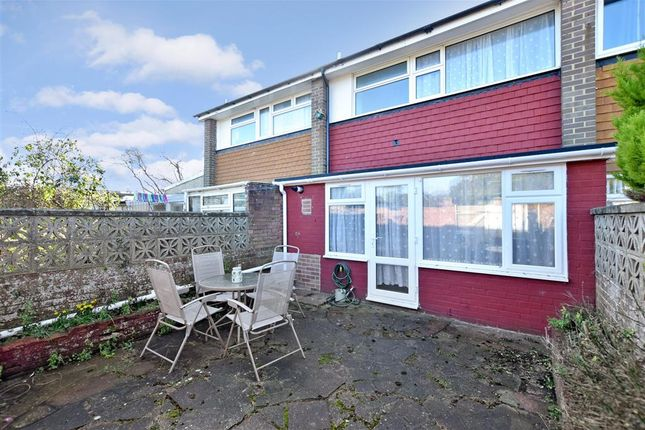Thumbnail Terraced house for sale in Wolstenbury Road, Rustington, West Sussex