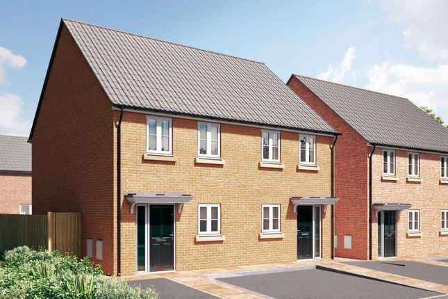 """3 bedroom semi-detached house for sale in """"The Warwick"""" at Stoney Haggs Road, Scarborough"""