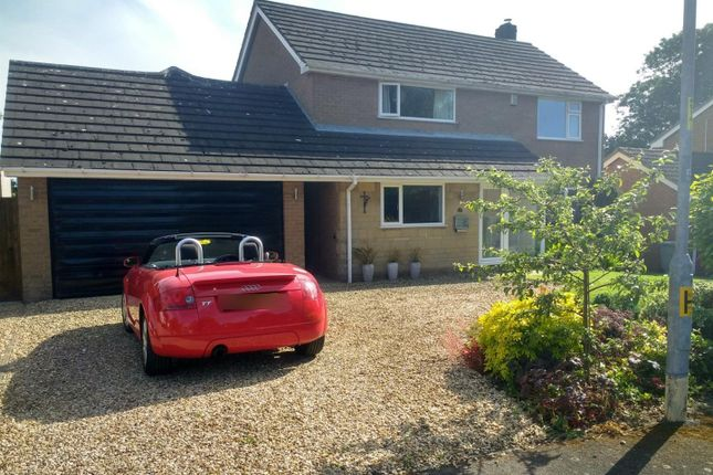 Thumbnail Detached house to rent in Hall Close, Whissendine, Oakham
