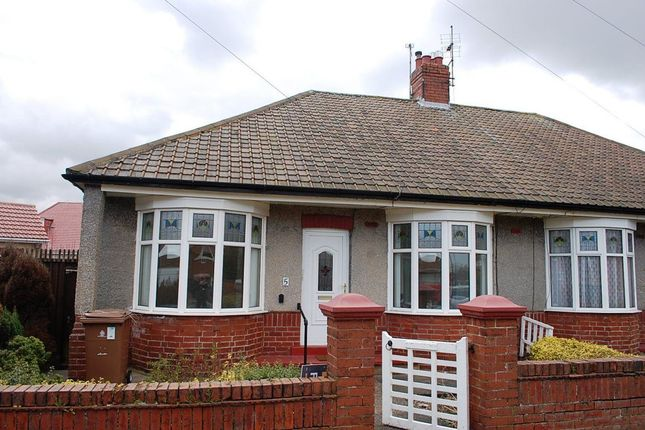 Thumbnail Bungalow to rent in Sheringham Avenue, North Shields