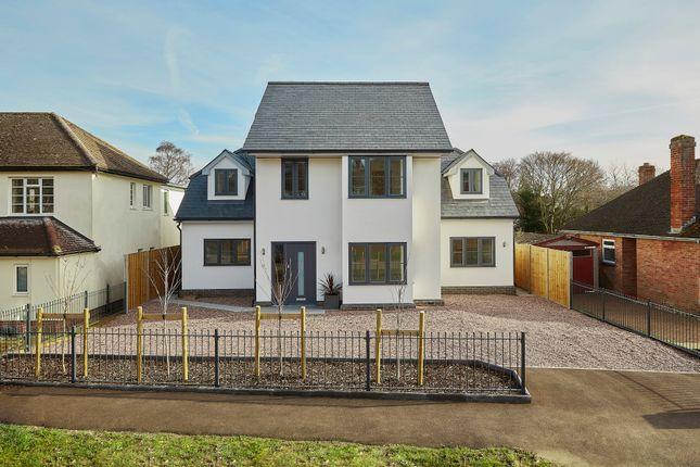 Thumbnail Detached house for sale in Bandon Road, Girton, Cambridge