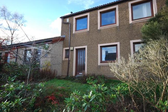 Thumbnail Terraced house to rent in Station Road, Oakley, Dunfermline