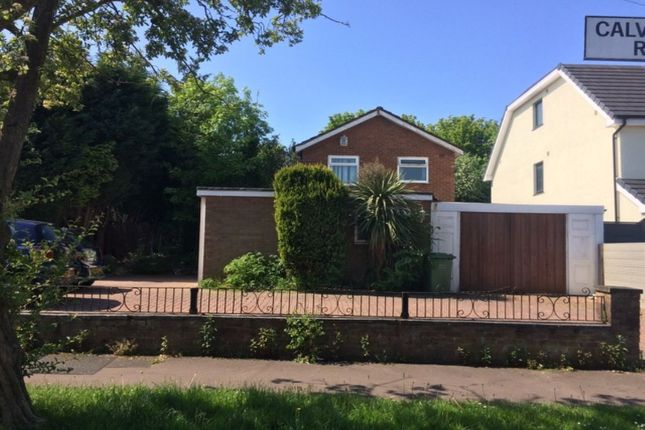 Thumbnail Detached house for sale in Peel Hall Road, Manchester