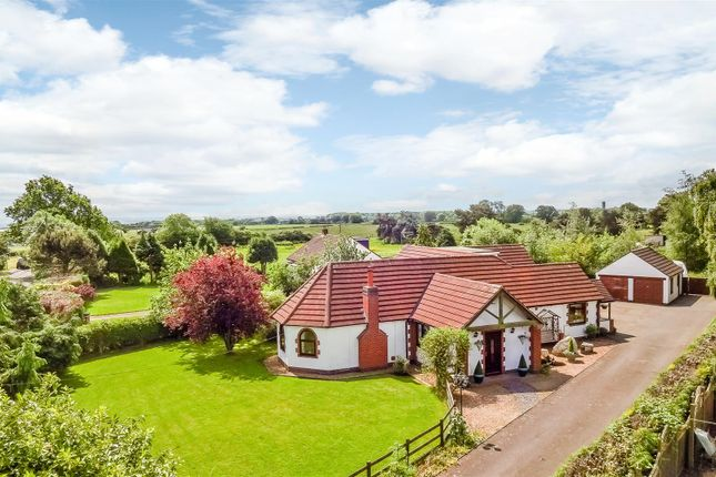 Thumbnail Detached house for sale in Ratby Lane, Markfield