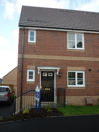 Thumbnail Semi-detached house to rent in Ffordd Y Glowyr, Betws, Ammanford