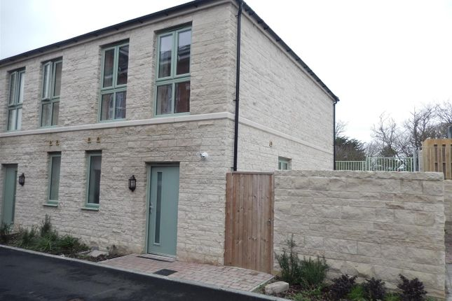 2 bed semi-detached house to rent in Liberty Road, Portland DT5