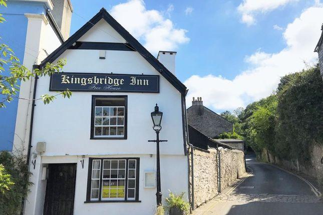 Thumbnail Pub/bar to let in Leechwell Street, Totnes