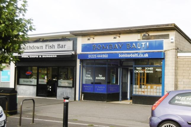 Thumbnail Retail premises for sale in Mount Road, Bath