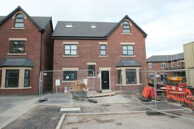 Thumbnail Detached house for sale in Gratrix Lane, Sale