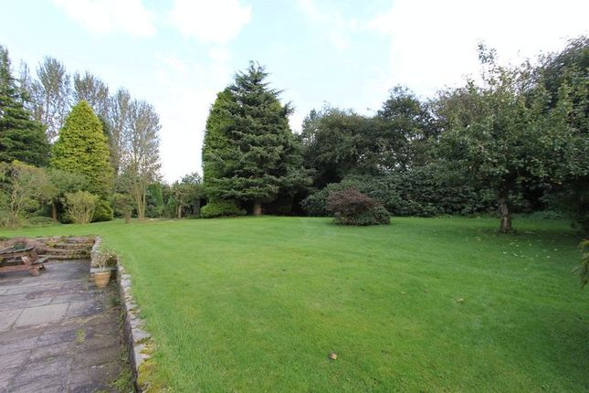 Garden 4 of Heath Road, Whitmore, Newcastle-Under-Lyme ST5