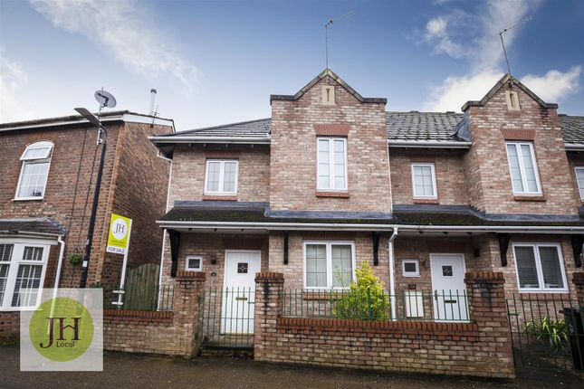 Thumbnail Terraced house to rent in Oakfield Street, Altrincham