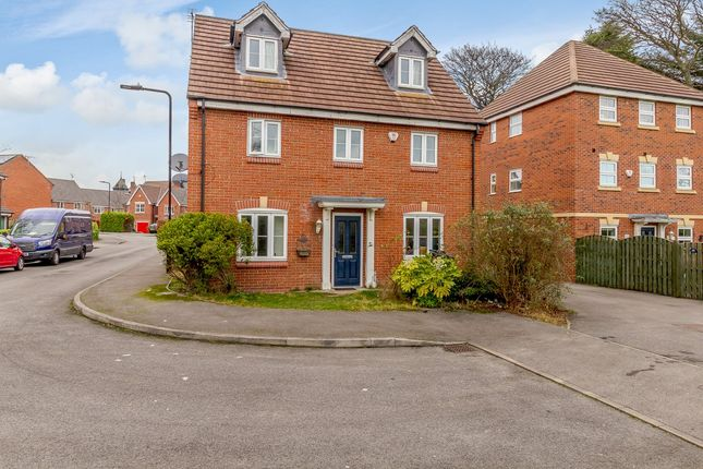 Thumbnail Detached house for sale in Glenwood Court, Sheffield, South Yorkshire
