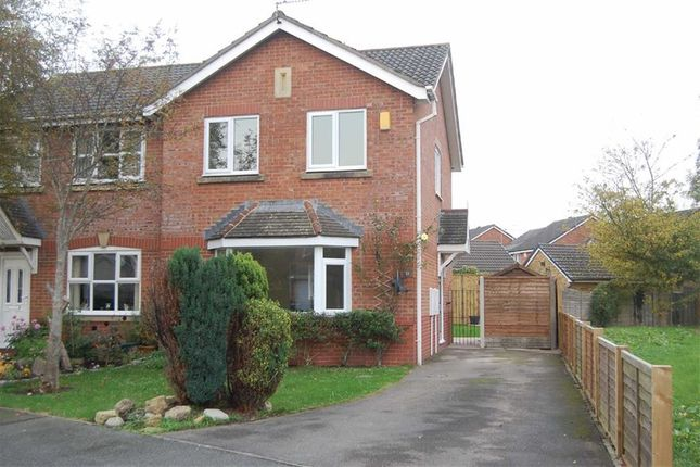 Thumbnail Semi-detached house to rent in The Parklands, Catterall, Preston