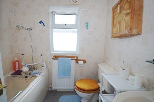 Bathroom of Selwood Park, Kinson, Dorset BH10