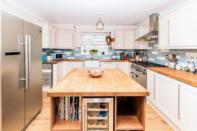Thumbnail Detached house for sale in Tamarind Close, Hempstead, Rainham