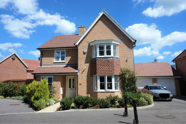 Thumbnail Detached house for sale in Gatcombe Crescent, Polegate