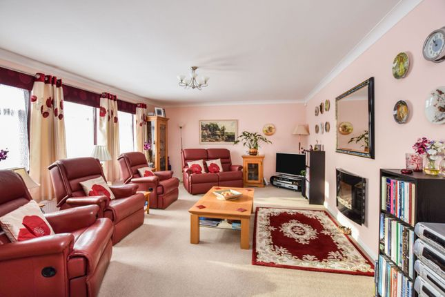 Thumbnail Detached bungalow for sale in Nisbet Way, Cleghorn Nr Lanark