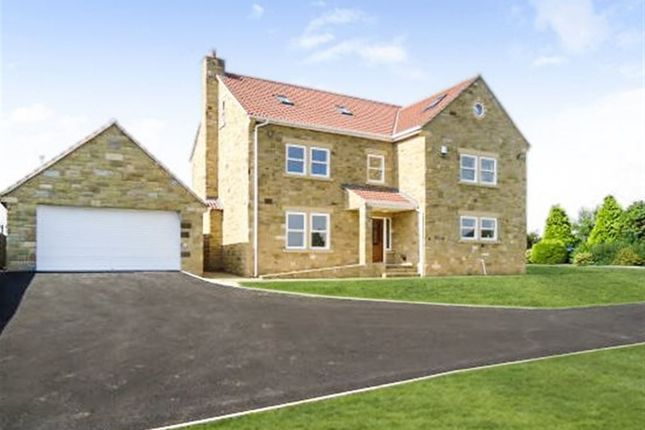 Thumbnail Detached house to rent in Pontefract Road, Thorpe Audlin, Pontefract