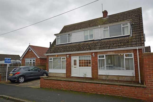 Thumbnail Detached house for sale in Ingleby Road, Messingham, Scunthorpe