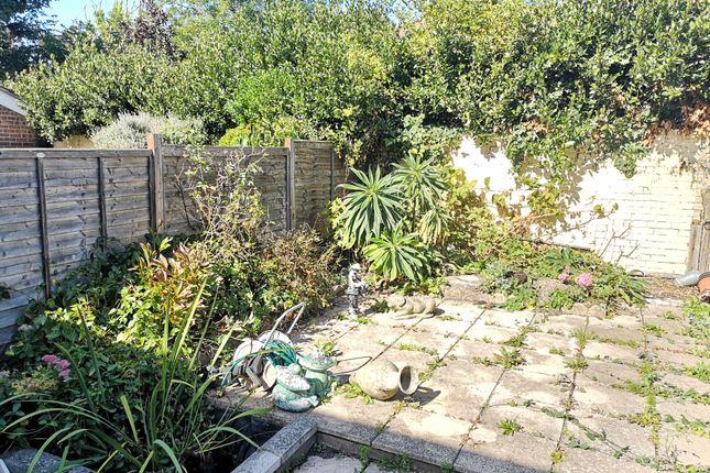 Enclosed Garden of Avenue Court, Gosport PO12
