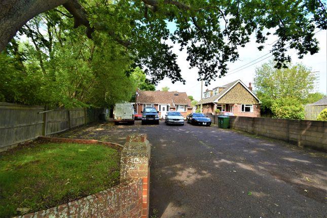 Thumbnail Detached bungalow for sale in Coates Road, Southampton