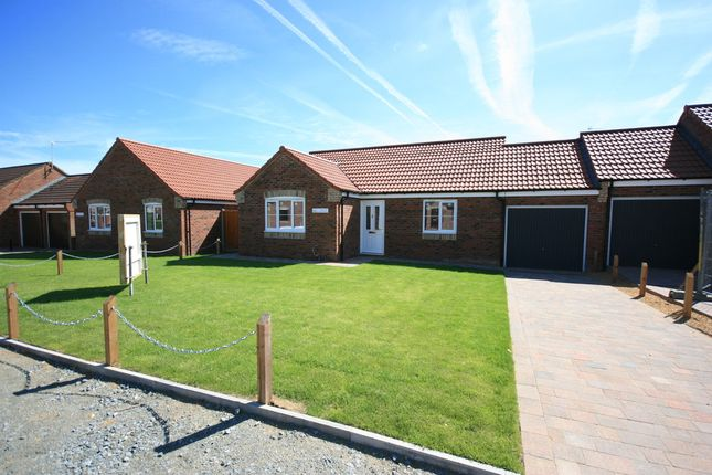 Thumbnail Bungalow for sale in Available Now The Rowans, Fakenham, New Build