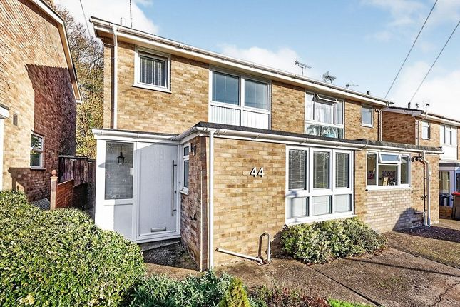Thumbnail Semi-detached house to rent in St. Michaels Road, Canterbury