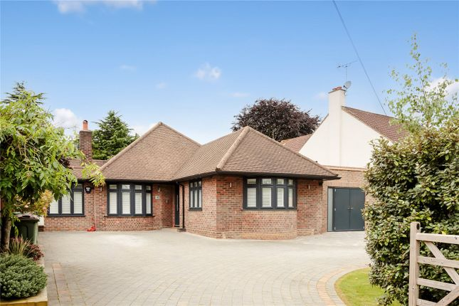 Thumbnail Bungalow for sale in Gilhams Avenue, Banstead, Surrey