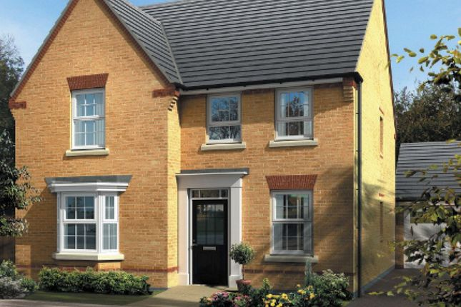 "Thumbnail Detached house for sale in ""Holden"" at Folly View Close, Penperlleni, Pontypool"