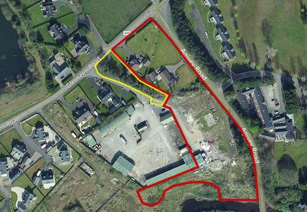 Thumbnail Land to let in Agivey Road, Aghadowey, Coleraine