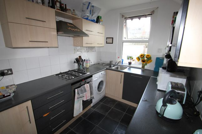 Thumbnail Flat to rent in Kimberley Road, Cardiff