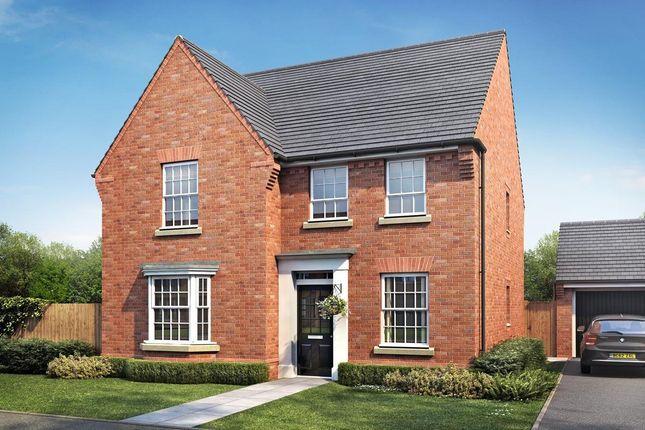Thumbnail Detached house for sale in The Holden, Drayton Meadows, Market Drayton