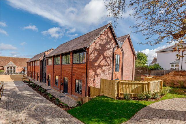 Thumbnail Terraced house for sale in The Barn, Palace Gate Farm, Odiham, Hook