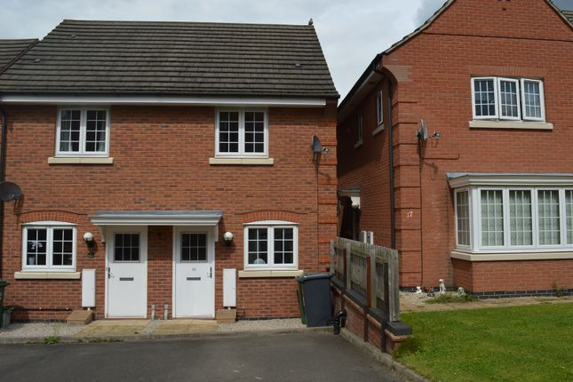 Thumbnail Property for sale in Spinners Way, Shepshed, Loughborough