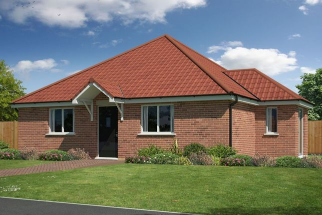 Thumbnail Detached bungalow for sale in Orchard Gardens, Kirby Cross, Frinton-On-Sea