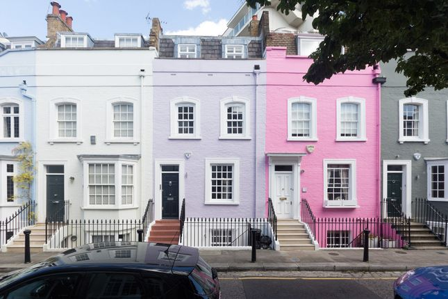 Thumbnail Town house to rent in Bywater Street, London