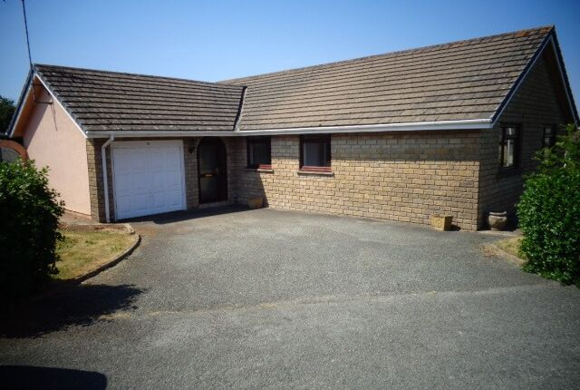 Thumbnail End terrace house to rent in South Meadows, Pembroke