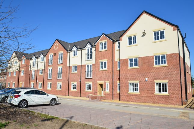 1 bed flat to rent in Mulberry Court, Fir Tree Avenue, Auckley, Doncaster