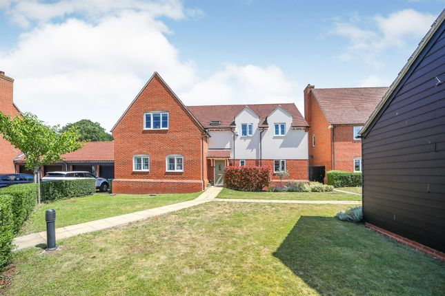 Thumbnail Detached house for sale in Reans Meadow, Great Cambourne, Cambridge