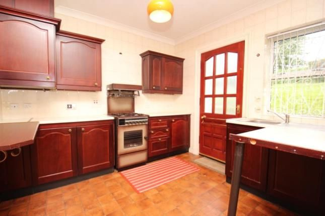Kitchen of Broadholm Street, Parkhouse, Glasgow G22